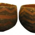 سفالینه؛ متعلق به هزاره ی پنجم پیش از میلاد