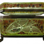 جعبه ی جواهر؛ متعلق به دوره ی قاجار