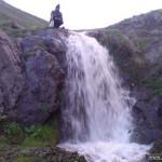 آبشار آقجه قشلاق